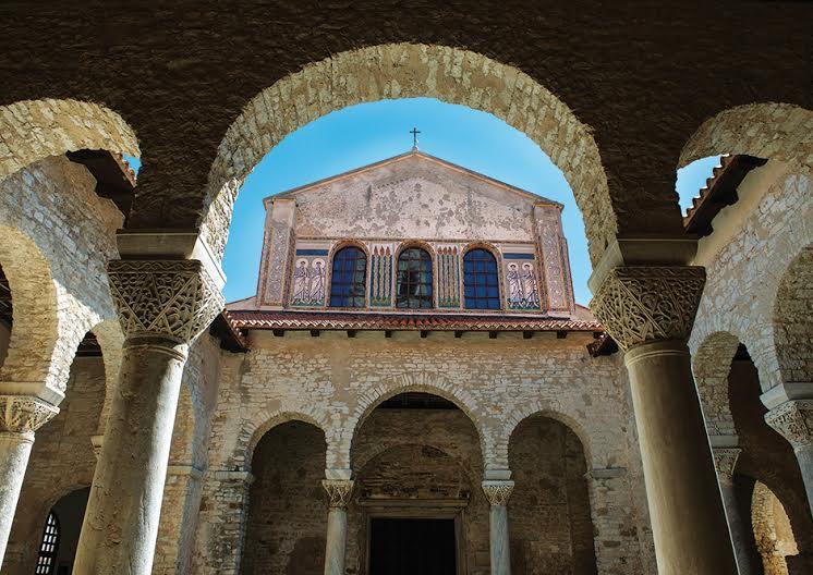 Eufrazijeva bazilika u Poreču (izvor: www.expoaus.org)